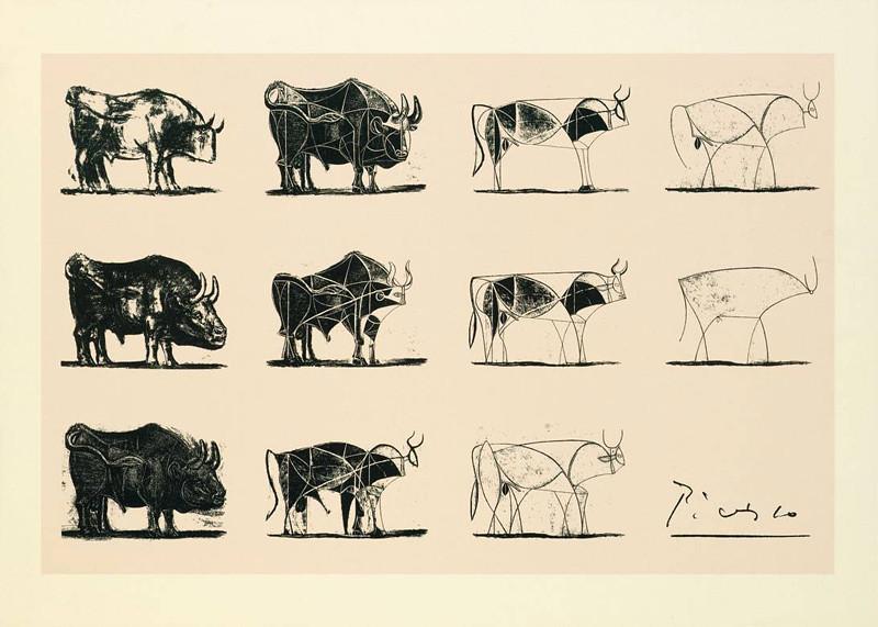 Picasso, Pablo Le Taureau