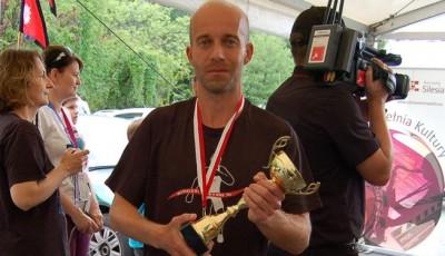 Libor Svozil uběhl za 24 hodin 206,965 km. Pojede na mistrovství světa