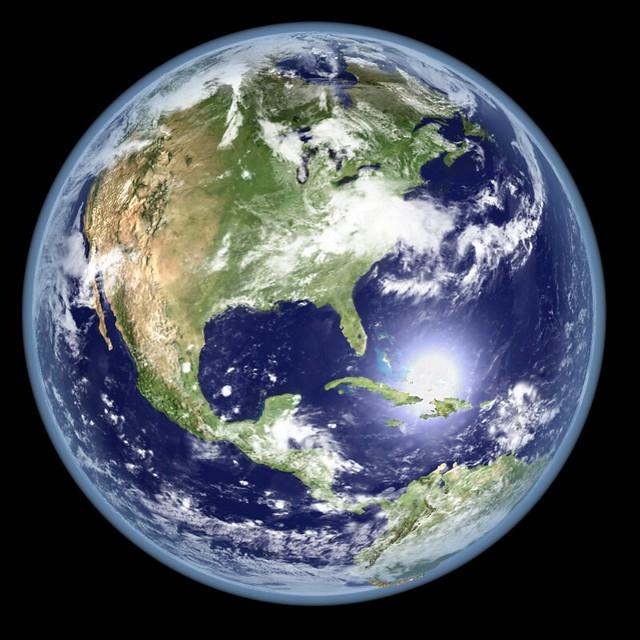 global earth satellite nasa - photo #8