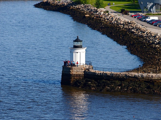 Breakwater Light, Portland, Maine