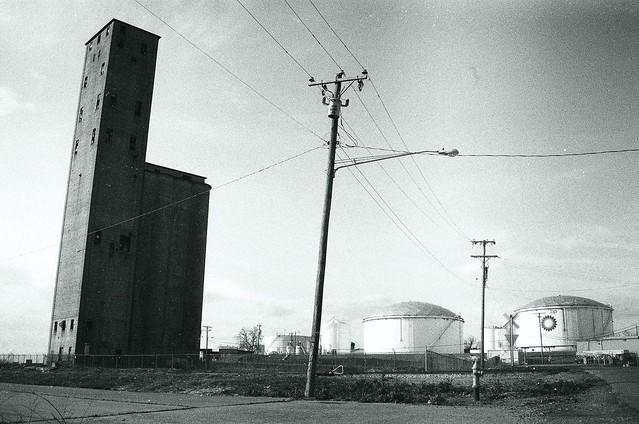 Nashville Grain Elevator (Film)