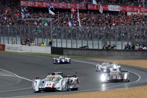 ルマン決勝1『Audi Sport』