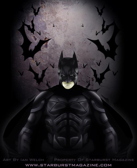 Starburst Magazine: The Dark Knight Rises