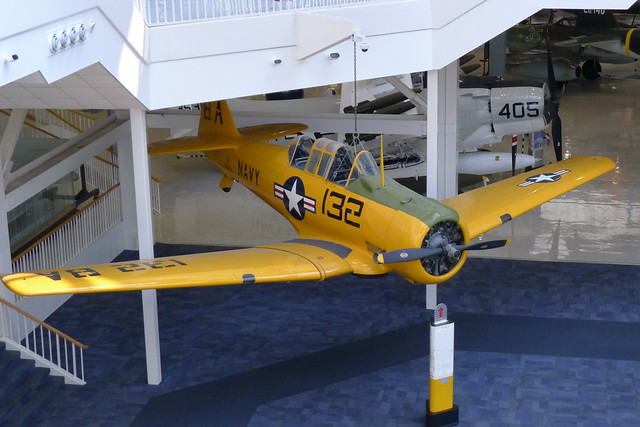 North American SNJ-5C Texan