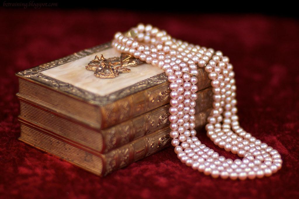 Beads and Box