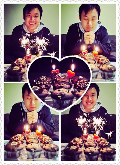 Mr. Choo's Birthday Countdown
