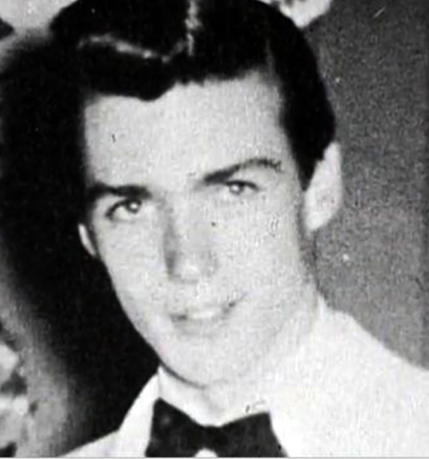 Clint Eastwood, a high school picture - a photo on Flickriver