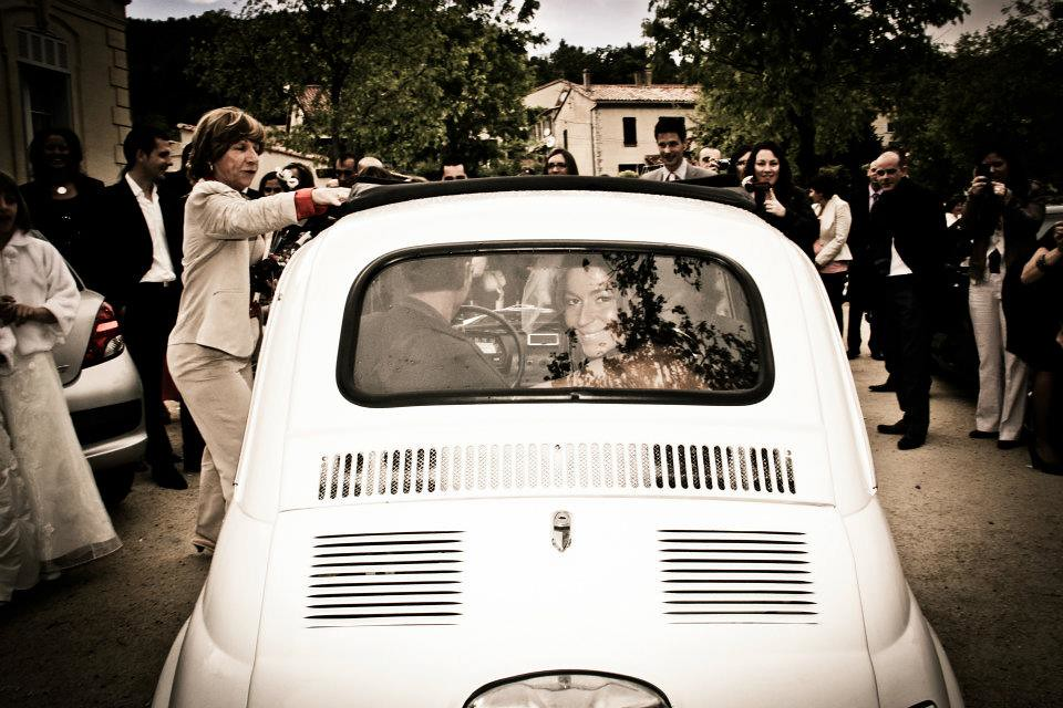 mariage fiat 500 blanche a stylefont size08em - Location Fiat 500 Mariage
