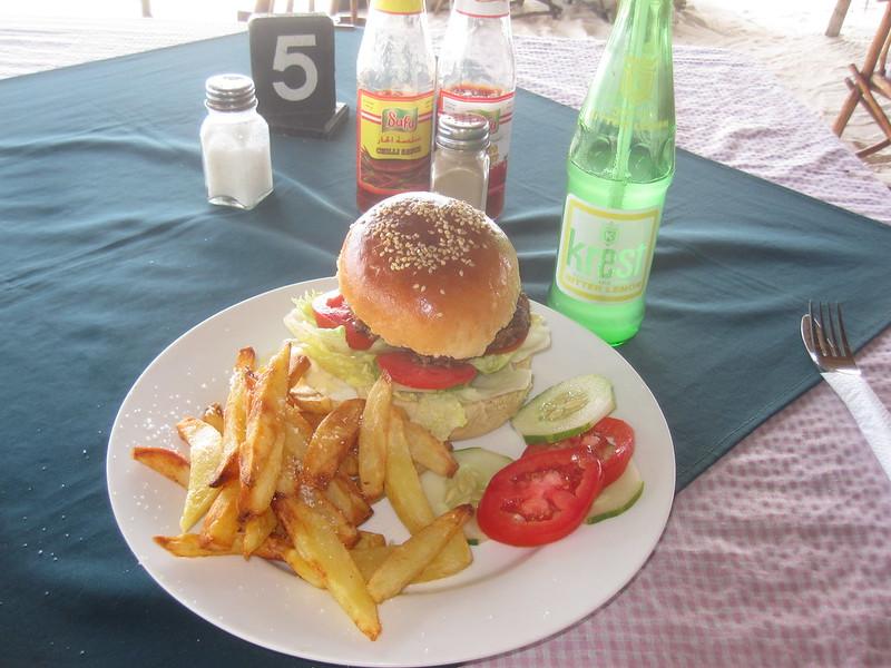 Zanzibar Tanzanzia Burger Africa