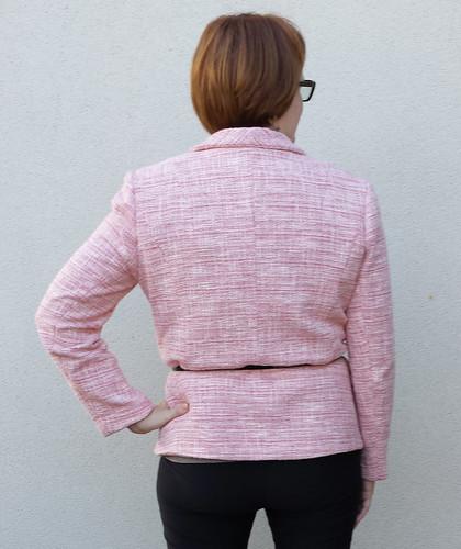 Lekala 4329 jacket