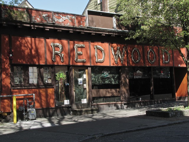 The Redwood Tavern, Capitol Hill Seattle