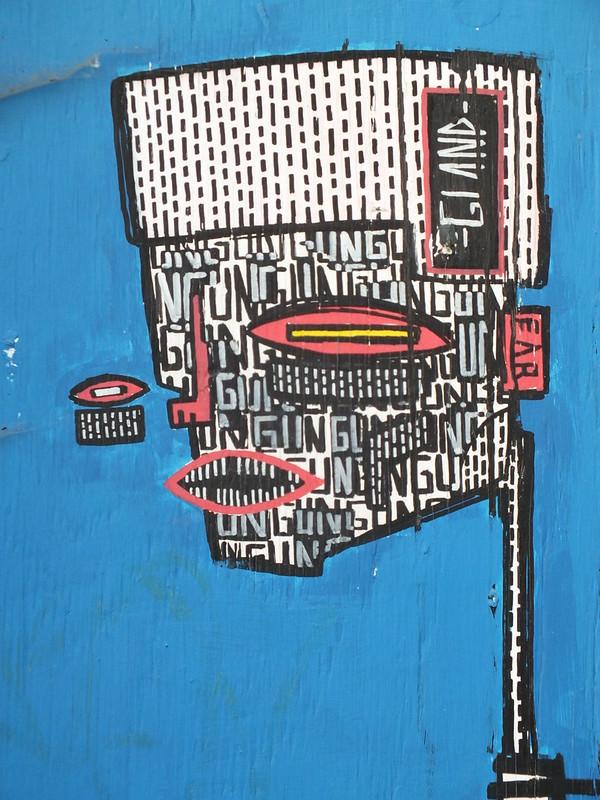 Alo Street Art in Shoreditch, London