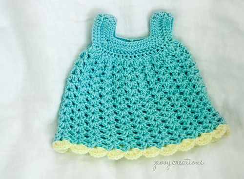 Shell Baby Sundress - Front