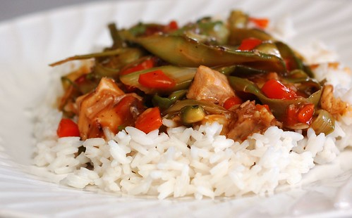 Sweet & Sour Spring Stir Fry