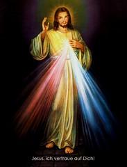 Gnadenbild Barmherziger Jesus
