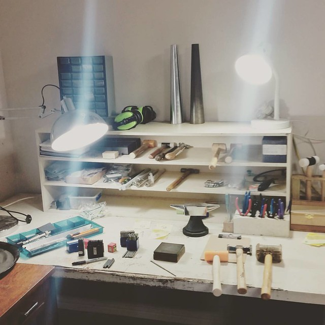 Epheriell studio space 2016