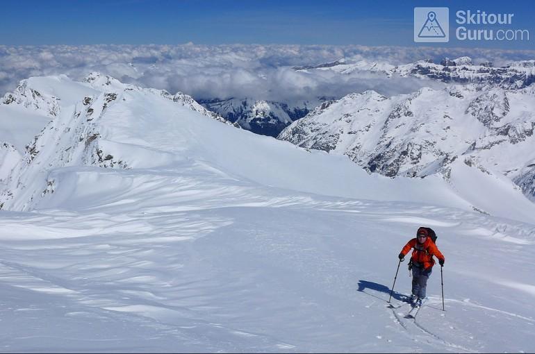Haute Route Swiss Glacier