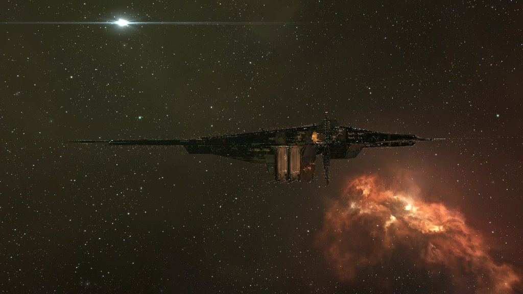 Fortizar by John Young - EvE-Scout Observatory Dital