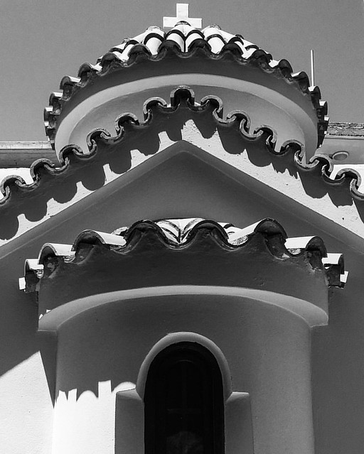 Chapel detail | Platanias | Crete