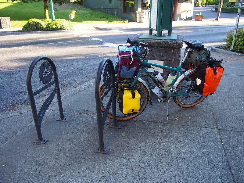 Stevenson Bicycle Rack