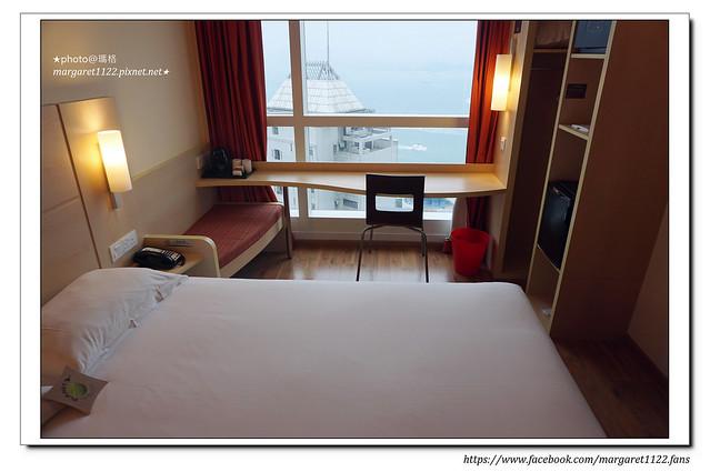 【香港酒店】上環。ibis