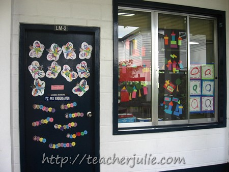 Faith Academy Kinder 2 classroom