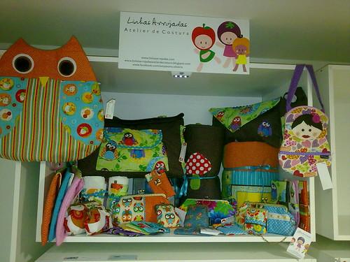 Renovação do Cubo na Espatódea by ♥Linhas Arrojadas Atelier de costura♥Sonyaxana