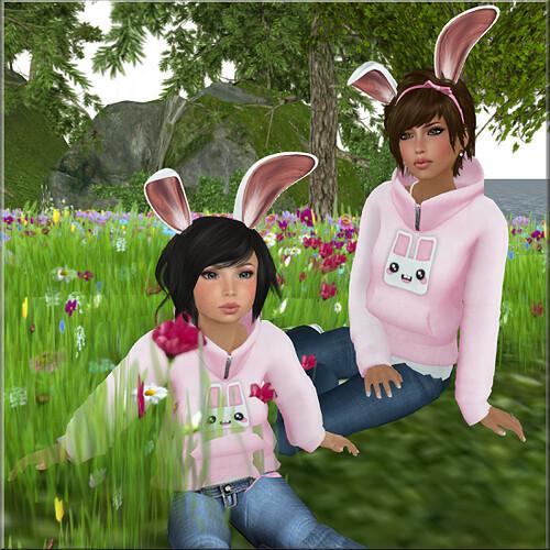 Lolita and Peyton Oleander