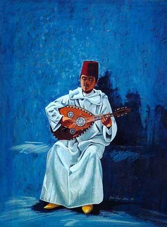 musicien Gharnati