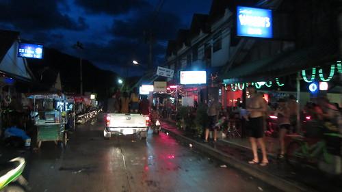 Koh Samui Songkran 2012 サムイ島ソンクラーン