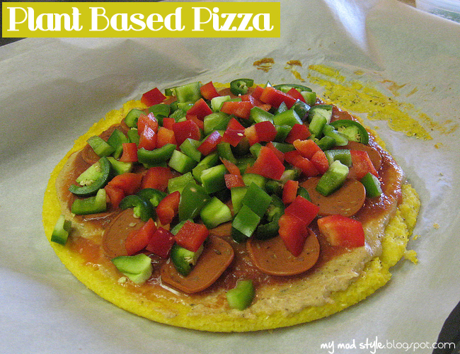 Whole Food Recipe {PIZZA}