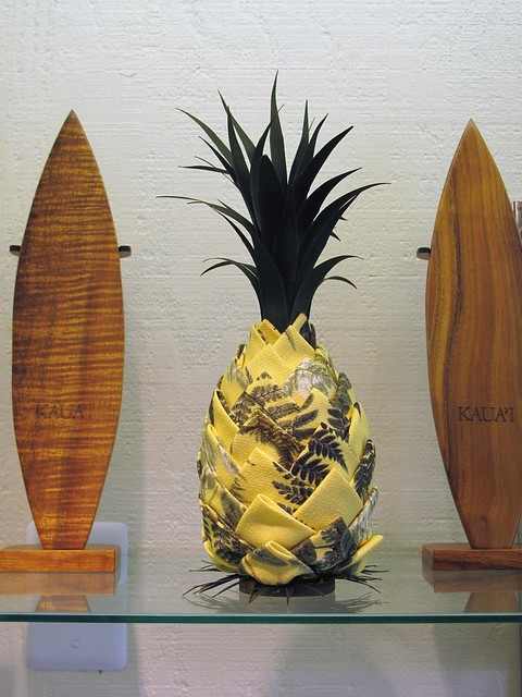 Lifesize Handmade Pineapple