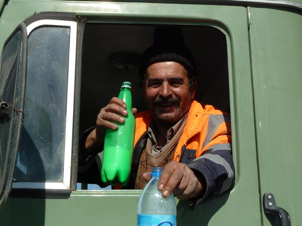 Iogurt al Desert de Dasht-e-Lut (Iran)