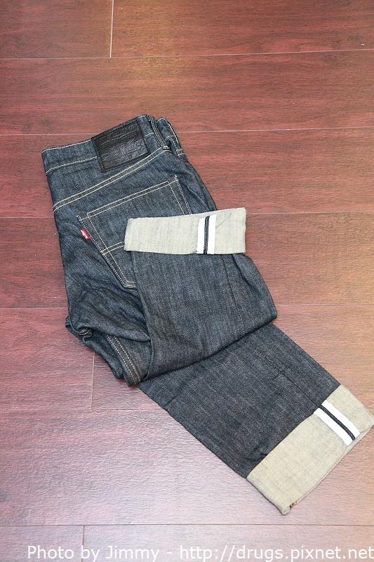 Levis Commuter 牛仔褲