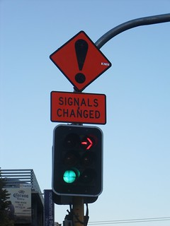 Signal changes in NZ