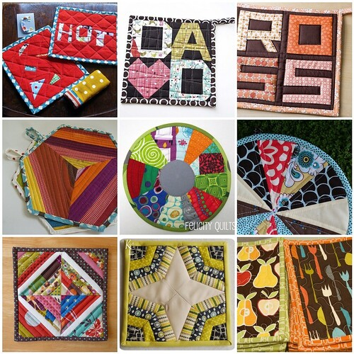 potholder mosaic