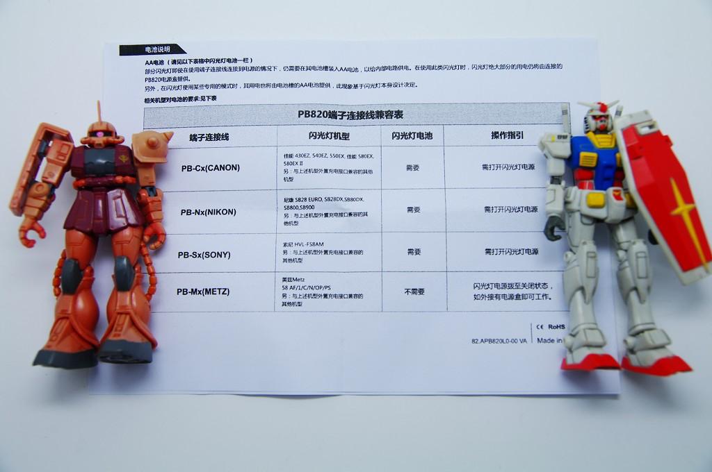 [開箱]GODOX PB820 極速外閃電池包