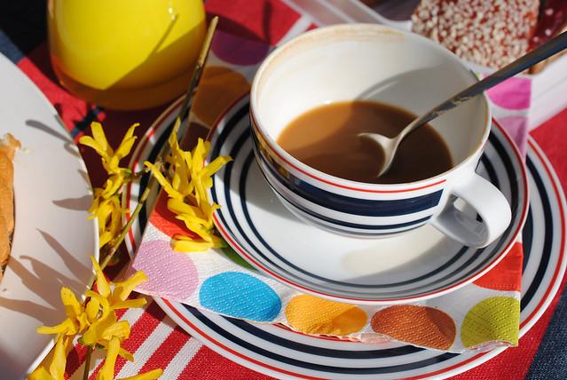 Easter 2012 kaffee
