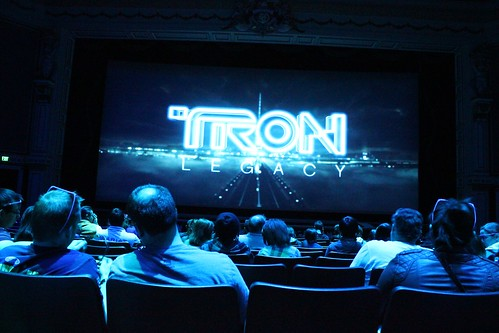 ElecTRONica Tron: Legacy 3D experience