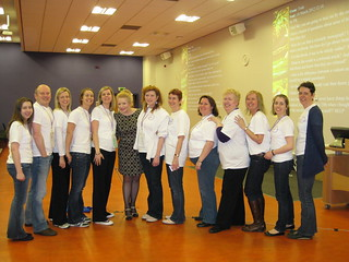 LILAC 2012 - Tara Brabazon with conference committee