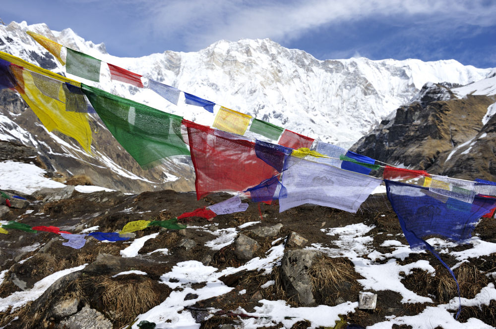 Annapurna I (8091m)