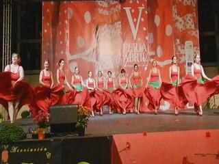 video 06 Amigas Rocieras de Guanartemel V Feria Abril Las Palmas de Gran Canaria 2012