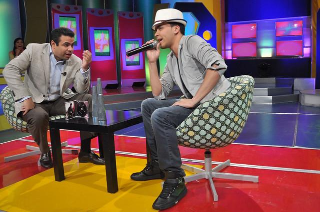 Prince Royce en Mas Roberto