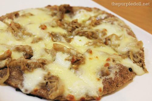FullShroom Pizza P190