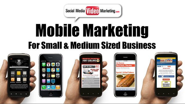 7165044160 034b67209b z Tips And Advice For Mobile Marketing Beginners