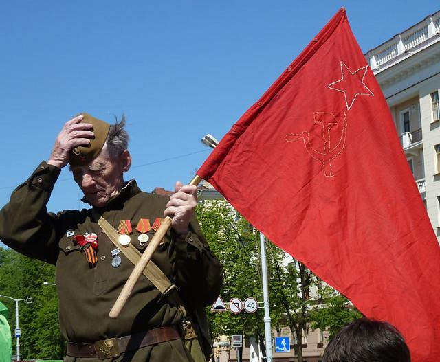9 мая Минск Ветеран 3