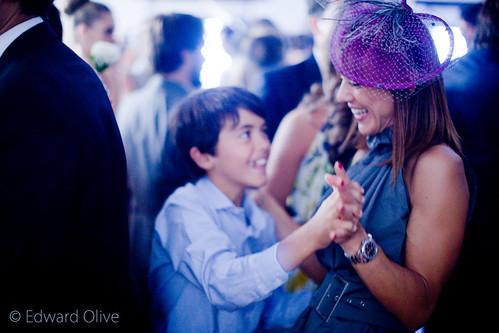 El baile - Edward Olive Hochzeitsfotograf Spanien Madrid Barcelona Mallorca by Edward Olive Fotografo de boda Madrid Barcelona