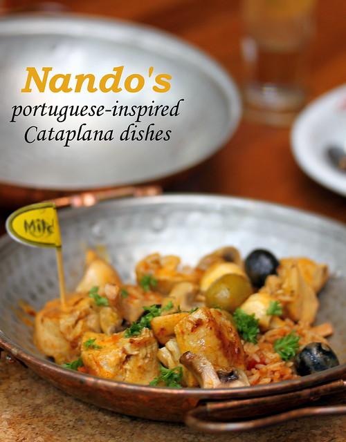 Nando's Cataplana Porto