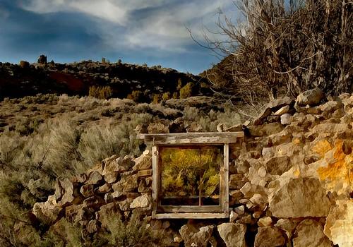 window painting view nevada mining frame reality portal pioneer rockwall mineralcity bw11 lanecity elytrip