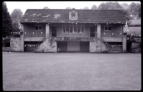 Grindleford Cricket Pavilion - 5